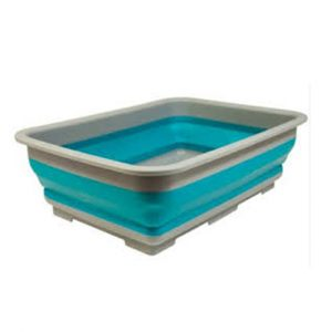 Summit Pop Folding Wash Basin