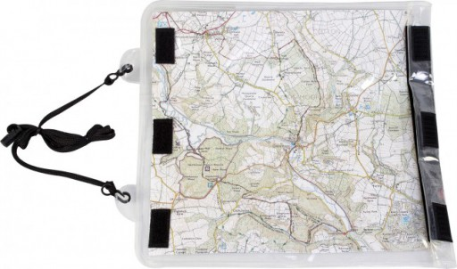 The Highlander Roamer Map Case is Sold by Devon Outdoor and The Camping and Kite Centre.