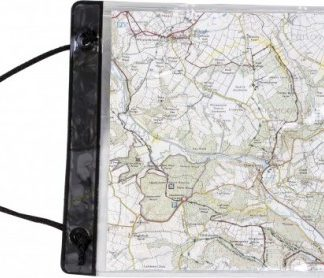 The Highlander Scout Map Case is Sold by Devon Outdoor and The Camping and Kite Centre.