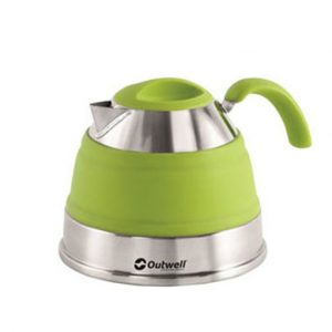 Outwell Collaps Kettle 1.5L Lime Green