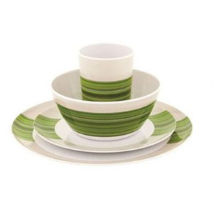 Outwell Blossom Picnic Set 4 Persons Pogonia Green