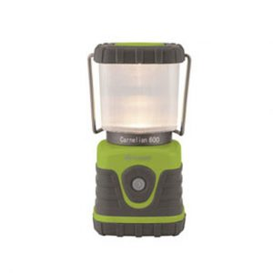 The Outwell Carnelian 600 Lantern Lime Green is Sold by Devon Outdoor and The Camping and Kite Centre.