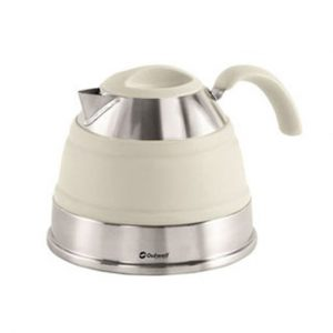 Outwell Collaps Kettle 1.5L Cream White