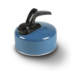 Kampa Billy 1 Whistling Kettle Blue
