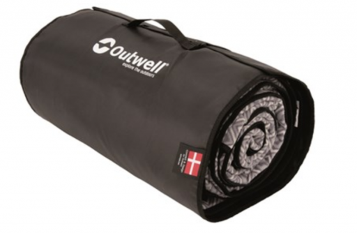 The Montana 6SATC 3 Layer Insulate Carpet is Sold by Devon Outdoor and The Camping and Kite Centre.