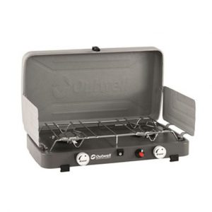 The Outwell Olida Stove is Sold by Devon Outdoor and The Camping and Kite Centre.