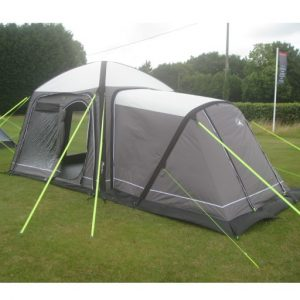 The Sunncamp Ultimate Moto Air Annexe is Sold by Devon Outdoor and The Camping and Kite Centre.