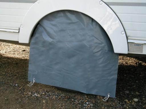 Kampa Wheel Cover Motorhome Size 80x21x80