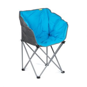 The Kampa Tub Chair is Sold by Devon Outdoor and The Camping and Kite Centre.