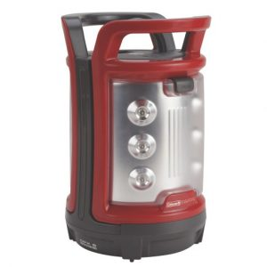 The Coleman CPX Duo LED Lantern is Sold by Devon Outdoor and The Camping and Kite Centre.