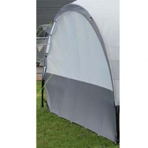 The Kampa Wall Panel for Activity Shelter 350 is Sold by Devon Outdoor and The Camping and Kite Centre.
