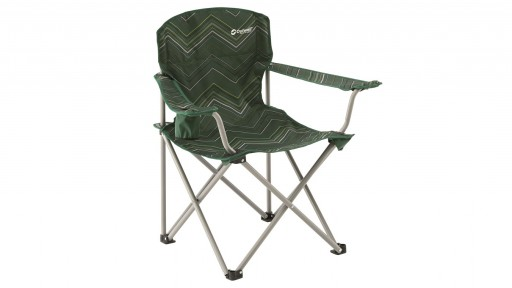 Outwell Woodland Hills Chair Green