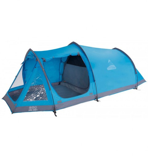 The Vango Ark 200+ Tent is Sold By Devon Outdoor and The Camping and Kite Centre
