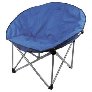 The Highlander Moon Chair is sold by Devon Outdoor and The Camping and Kite Centre