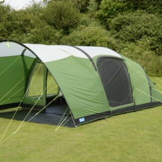 The Kampa Brean 4 Air Tent 2018 is Sold by Devon Outdoor and The Camping and Kite Centre.