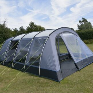 The Kampa Texel 6 Tent 2018 is Sold by Devon Outdoor and The Camping and Kite Centre.