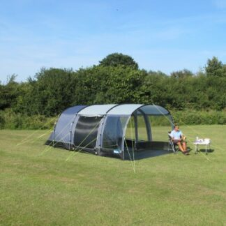 The Kampa Hayling 4 Tent is Sold by Devon Outdoor and The Camping and Kite Centre.