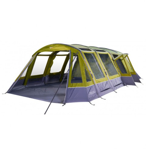 The Vango Illusion 800XL Air Tent is Sold by Devon Outdoor and The Camping and Kite Centre.