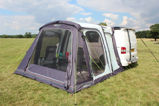 The Outdoor Revolution Movelite T2 Lowline Driveaway Awning 2018 is Sold by Devon Outdoor and The Camping and Kite Centre.