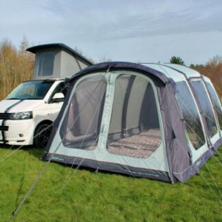 The Outdoor Revolution Movelite T5 Kombi Vario Driveaway Awning 2018 is Sold by Devon Outdoor and The Camping and Kite Centre.