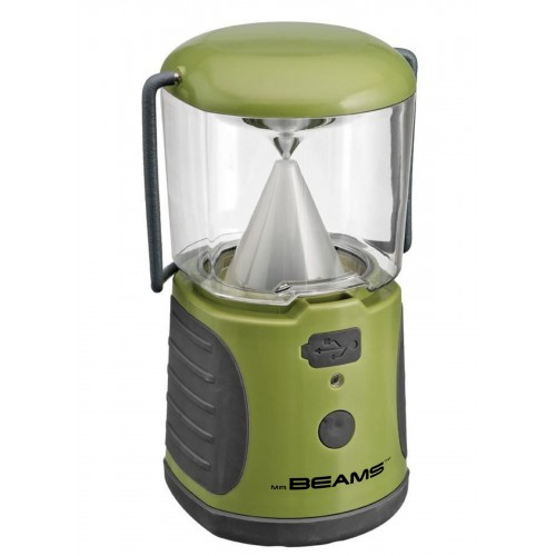 The Mr Beams MB470 Lantern is Sold by Devon Outdoor and The Camping and Kite Centre.
