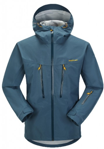 The Skogstad Mens Trollvasstind 3 Layer Shell Jacket is Sold by Devon Outdoor and The Camping and Kite Centre.