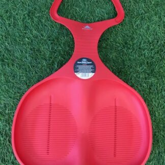 The Sunncamp Snow Slider Sledge is Sold by Devon Outdoor and The Camping and Kite Centre.
