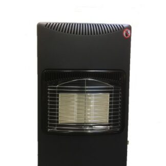 The Blue Diamond 4.1kW Gas Cabinet Heater is Sold by Devon Outdoor and The Camping and Kite Centre.