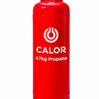The Calor Propane 47kg Refill is Sold by Devon Outdoor and The Camping and Kite Centre.