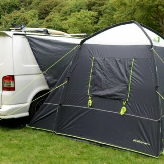 The Outdoor Revolution Outhouse XL Handi Driveaway Awning 2018 is Sold by Devon Outdoor and The Camping and Kite Centre.