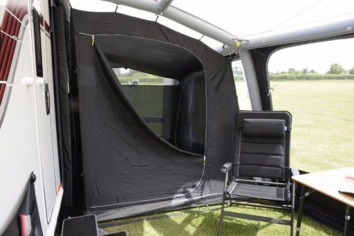 The Kampa Frontier Pro Inner Tent Fits Right is Sold by Devon Outdoor and The Camping and Kite Centre.