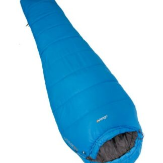 The Vango Latitude 300 Sleeping Bag is Sold by Devon Outdoor and The Camping and Kite Centre.