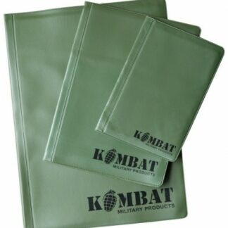 The KombatUK Nirex Document Holder is Sold by Devon Outdoor and The Camping and Kite Centre.