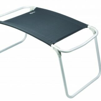 The Kampa Footrest Tuscany is Sold by Devon Outdoor and The Camping and Kite Centre.