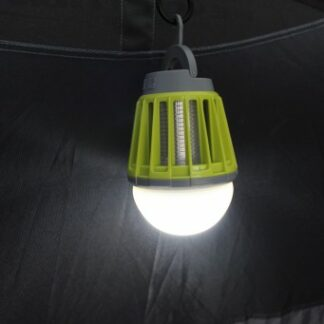 The Outdoor Revolution Lumi Mosquito Light is Sold by Devon Outdoor and The Camping and Kite Centre.