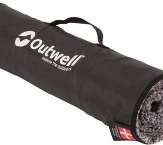 The Outwell Milestone Flat Woven Carpet is Sold by Devon Outdoor and The Camping and Kite Centre.