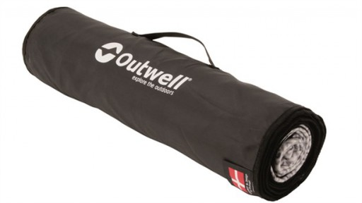 The Outwell Billings 4 Fleece Carpet is Sold by Devon Outdoor and The Camping and Kite Centre.