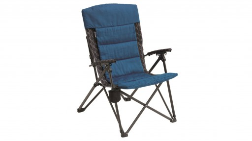 The Outwell Weston Hills Chair is Sold by Devon Outdoor and The Camping and Kite Centre.