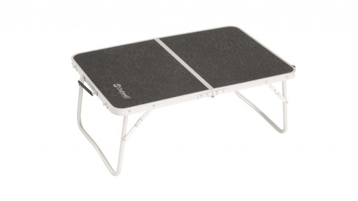 The Outwell Heyfield Low Table is Sold by Devon Outdoor and The Camping and Kite Centre.