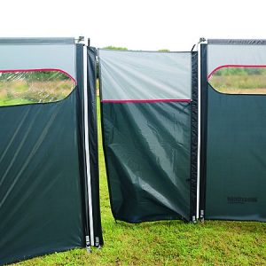 The Westfield Windshield Pro Door Panel is Sold by Devon Outdoor and The Camping and Kite Centre.