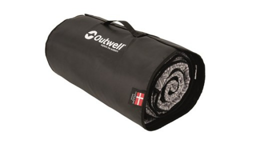 The Outwell Holidaymaker 500 Flat Woven Carpet is Sold by Devon Outdoor and The Camping and Kite Centre.