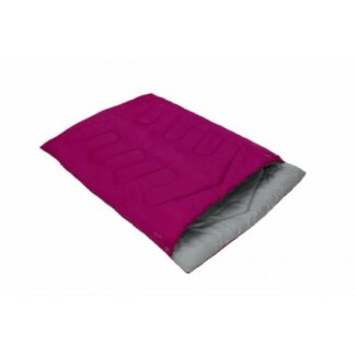 The Vango Ember Double Sleeping Bag is Sold by Devon Outdoor and The Camping and Kite Centre.