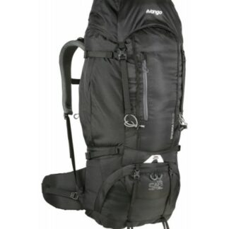 The Vango Sherpa 60:70 Rucksack is Sold by Devon Outdoor and The Camping and Kite Centre.