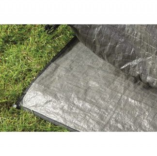 The Outwell Pebble 300A Footprint is Sold by Devon Outdoor and The Camping and Kite Centre.
