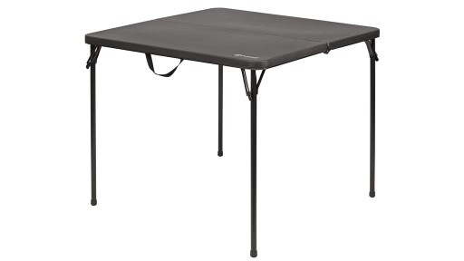 The Outwell Palmerston Table is Sold by Devon Outdoor and The Camping and Kite Centre.