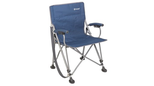 The Outwell Perce Chair is Sold by Devon Outdoor and The Camping and Kite Centre.