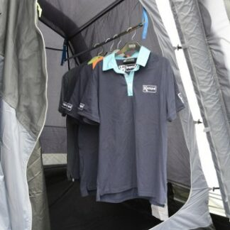 The Kampa Pro Wardrobe Pole is Sold by Devon Outdoor and The Camping and Kite Centre.