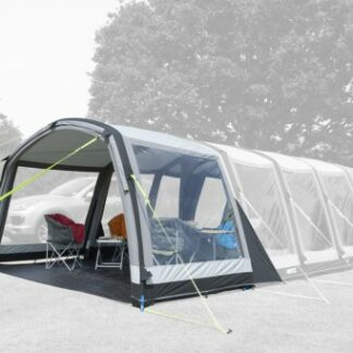 The Kampa Hayling 6 Classic Air Canopy is Sold by Devon Outdoor and The Camping and Kite Centre.