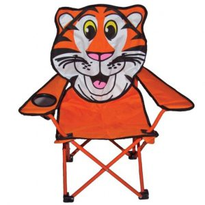 Quest Childrens Tiger Folding Chair