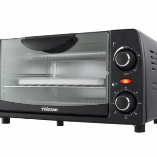 The Tristar Toaster Oven is Sold by Devon Outdoor and The Camping and Kite Centre.
